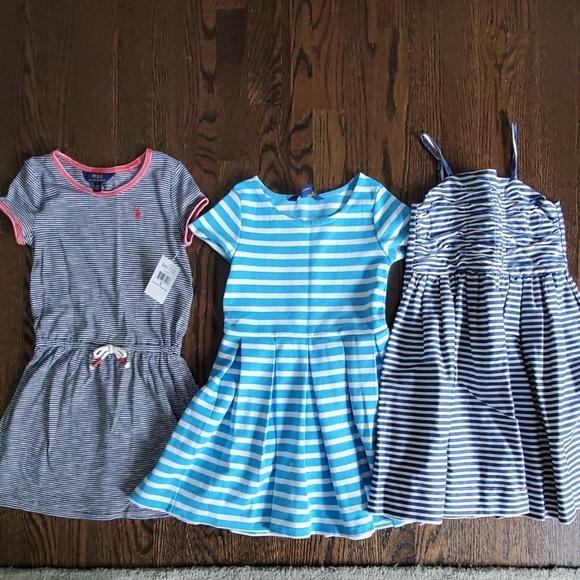f1c15bd5ebd70 Ralph Lauren Dresses | Lot 7 Girls Euc Size 66x7 | Poshmark